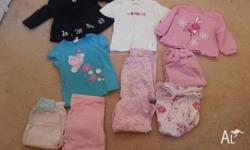 Mixed Size 2 Girls Clothes. Have a wide variety of baby