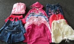 Girls size 2 winter bundle in great condition. x2