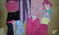 GIRLS SIZE 4 CLOTHING - Good Condition to Very Good