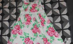 I have this Girls size 4 Summer Dress for sale bought