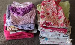 Girls tops. 20 items. Size 4 Please email any