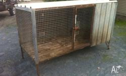 Good condition hutch that can be used for guinea pigs,