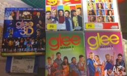 I am selling my Glee collection which includes: Glee