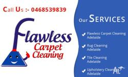 - CARPET CLEANING & STAIN REMOVAL - UPHOLSTERY CLEANING