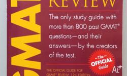 GMAT Review 12 Edition The official guide for GMAT