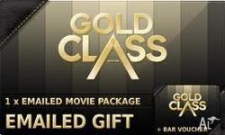 I have 6 Gold Class tickets to sell each at $30, price