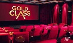 Save $10 on a Gold Class cinema ticket! Valid now