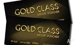 Gold class tickets for sale Obviously start using them