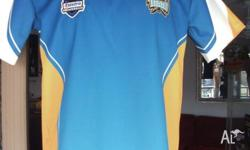 GOLD COAST TITANS NRL SUPPORTERS JERSEY, SIZE 12