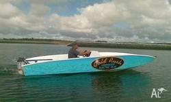Gold Rush Custom, Other, A dedicated electric boat the