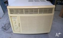 Goldstar compact air conditioner suitable for small