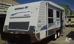GOLDSTREAM RV OFF-ROAD, 2011, white, Caravan, Caravan