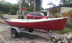 the skiff is a great project all the hard finished with