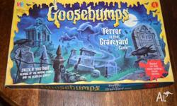 I have for sale the Goosebumps board game �The