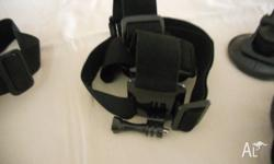 We have to sell a NEW GoPro head Strap - Never used