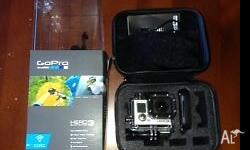GoPro Hero 3 Black Edition for sale. Bought 6 months