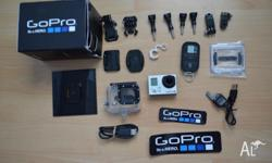GoPro Hero 3 Black Edition - Wifi Remote and