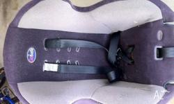 GoSafe Car seat, good condition, never been in an