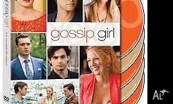 Gossip Girl Season 1 - 6 Complete* *One Disc Missing