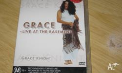 Grace Knight Live at the Basement DVD