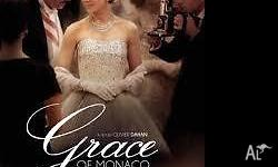 ADMIT 2 Movie Tickets - 'Grace of Monaco' (There are