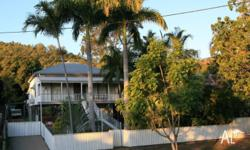 Beautifully renovated grand old Queenslander on a 1/4