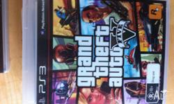 Used copy of Grand Theft Auto Five on PS3 Still in