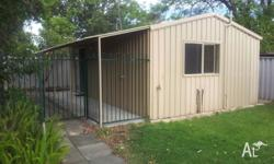 Fully self contained granny flat Private gated