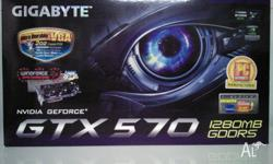 Gigabyte nvida geforce GTX 570 1280 MB GDDR5 runs