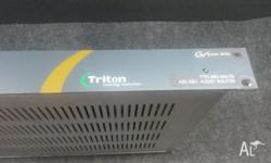 GRASS VALLEY TRITON TTN-BES-1616/110 AES/EBU AUDIO