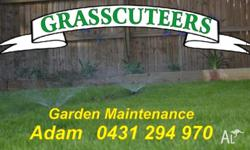 Quality and affordable Lawn Mowing/Rubbish Removal