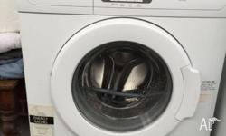 great condition Euromaid 5kg Front Load Washing machine