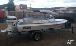 Pride Cheetah ski boat very good condition for age very