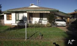 Renovated 3 bedroom home Parkes.New Kitchen, 2x Livings