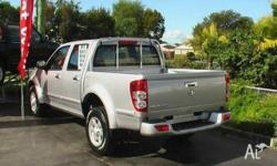 GREAT WALL MOTORS, V240, K2, 2009, 4x2, Silver, DUAL