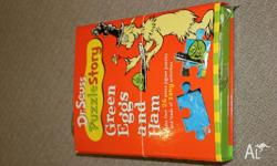 Green Eggs and Ham Puzzle Story - $8 Pickup Mornington