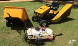 ULTIMATE ACREAGE LAWN AND GARDEN CARE PACKAGE 1.