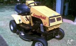 Offering this well maintained Greenfield Evolution MK2a