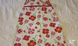Gorgeous girly baby sleeping bag by Gro bag. Summer