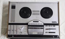 Grundig TK146 reel to reel tape recorder Comes with