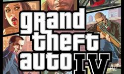 Grand Theft Auto IV 100% Very good Condition almost