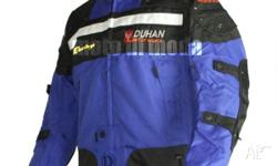 "PROTECTIVE MOTORCYCLE JACKETS ""TO CLEAR"" ONLY $74.95"