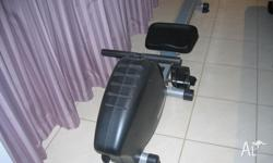 Guy Leech Rowing Machine. Excellent Condition. Must