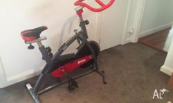 New concept commercial spin exercise bike 28 kg flywheel for sale in