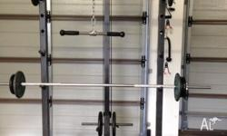 Home Gym, Boxing, & Fitness Equipment all in very good