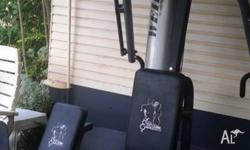 Weider Gym Set Tunturi Treadmill Cardio Tech T Zone