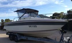 Hains Hunter 680SF - 1994 Hull serial no