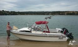 hi have1991 haines signature 1750le for sale, with a