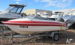 Haines Signature 492RF 115hp Suzuki Outboard Great size