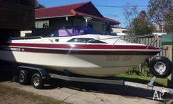 LOOKING FOR A QUICK SALE REGISTERED BOAT AND TRAILER